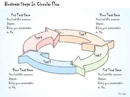 0614_business_ppt_diagram_business_steps_in_circular_flow_powerpoint_template_Slide01