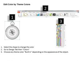 0614_business_ppt_diagram_illustration_of_navigation_compass_powerpoint_template_Slide05