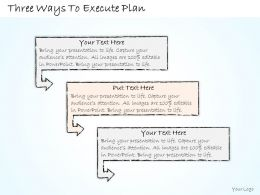 0614_business_ppt_diagram_three_ways_to_execute_plan_powerpoint_template_Slide03