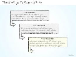 0614_business_ppt_diagram_three_ways_to_execute_plan_powerpoint_template_Slide04