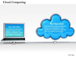 0614 Cloud Computing Illustration Image Graphics For Powerpoint