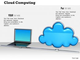 0614 Concept Of Cloud Computing Image Graphics for PowerPoint