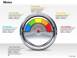 0614 Graphic Of Power Meter Image Graphics for PowerPoint