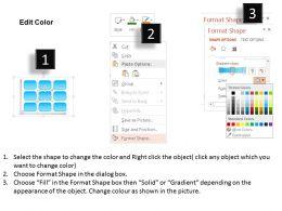 75621765 Style Hierarchy Matrix 5 Piece Powerpoint Presentation Diagram Infographic Slide