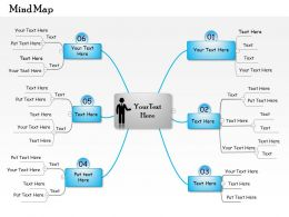 0614 Mindmap Download Powerpoint Presentation
