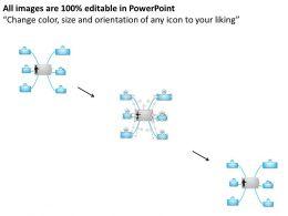 0614 Mindmap Download Powerpoint Presentation