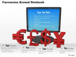 0614 Online Exchange Of Foreign Currencies Image Graphics for PowerPoint
