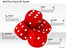 0614 Roll Dices Play Games Image Graphics for PowerPoint