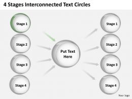 0620_management_consultant_business_4_stages_interconnected_text_circles_powerpoint_backgrounds_for_slides_Slide02