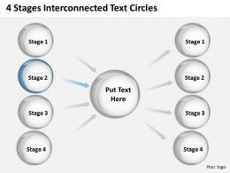 0620_management_consultant_business_4_stages_interconnected_text_circles_powerpoint_backgrounds_for_slides_Slide03