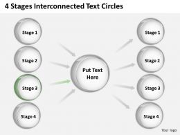 0620_management_consultant_business_4_stages_interconnected_text_circles_powerpoint_backgrounds_for_slides_Slide04