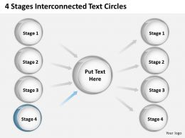 0620_management_consultant_business_4_stages_interconnected_text_circles_powerpoint_backgrounds_for_slides_Slide05