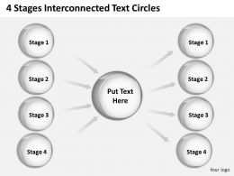 0620_management_consultant_business_4_stages_interconnected_text_circles_powerpoint_backgrounds_for_slides_Slide06