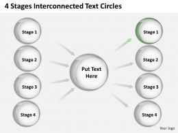 0620_management_consultant_business_4_stages_interconnected_text_circles_powerpoint_backgrounds_for_slides_Slide07