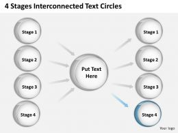 0620_management_consultant_business_4_stages_interconnected_text_circles_powerpoint_backgrounds_for_slides_Slide10
