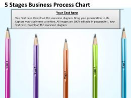 0620 Management Consulting Business 5 Stages Process Chart Powerpoint Templates PPT Backgrounds For Slides