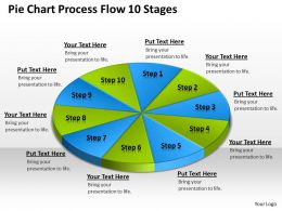 0620 Management Consulting Business Flow 10 Stages Powerpoint Templates PPT Backgrounds For Slides