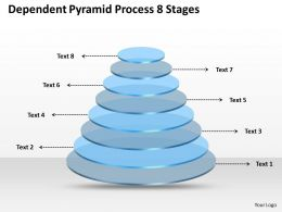 0620 Management Strategy Consulting Process 8 Stages Powerpoint Templates PPT Backgrounds For Slides