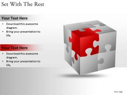 0620 Management Strategy Consulting Set With The Rest Powerpoint Templates PPT Backgrounds For Slides