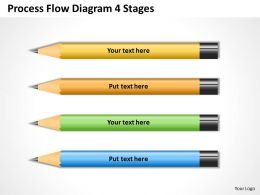 0620 Sales Management Consultant Flow Diagram 4 Stage Powerpoint Templates PPT Backgrounds For Slides
