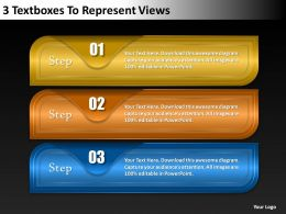 0620_strategy_consulting_3_textboxes_to_represent_views_powerpoint_slides_Slide01
