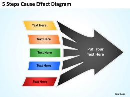 0620 Strategy Presentation Examples Cause Effect Diagram Powerpoint Templates PPT Backgrounds For Slides