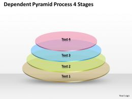 0620 Technology Strategy Consulting Process 4 Stages Powerpoint Templates PPT Backgrounds For Slides