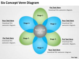 0620_top_management_consulting_business_six_concept_venn_diagram_powerpoint_slides_Slide01