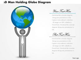 0714_business_consulting_3d_man_holding_globe_diagram_powerpoint_slide_template_Slide01
