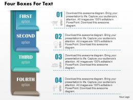 0714_business_consulting_four_boxes_for_text_powerpoint_slide_template_Slide01