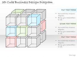 0714_business_ppt_diagram_3d_cube_business_design_diagram_powerpoint_template_Slide01