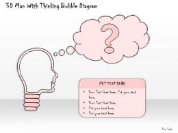 0714_business_ppt_diagram_3d_man_with_thinking_bubble_diagram_powerpoint_template_Slide01