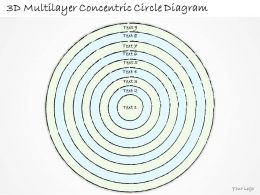 0714_business_ppt_diagram_3d_multilayer_concentric_circle_diagram_powerpoint_template_Slide01