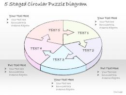 0714_business_ppt_diagram_5_staged_circular_puzzle_diagram_powerpoint_template_Slide01