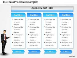 0714 Business Processes Examples Powerpoint Presentation Slide Template