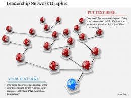 0714 Leadership Network Graphic Diagram Image Graphics For Powerpoint
