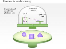 0714 Procedure For Metal Shadowing Medical Images For Powerpoint