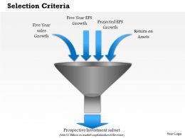 0714_selection_criteria_powerpoint_presentation_slide_template_Slide01