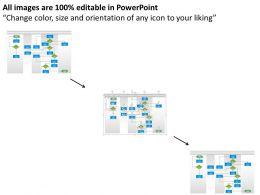 0814_business_consulting_diagram_swimlane_diagram_for_order_of_tasks_powerpoint_slide_template_Slide02