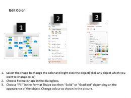 0814_business_consulting_diagram_swimlane_diagram_for_order_of_tasks_powerpoint_slide_template_Slide04