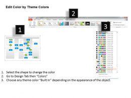 0814_business_consulting_diagram_swimlane_diagram_for_order_of_tasks_powerpoint_slide_template_Slide05