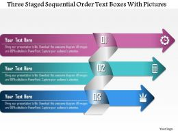 0814_business_consulting_three_staged_squential_order_text_boxes_with_pictures_powerpoint_slide_template_Slide01