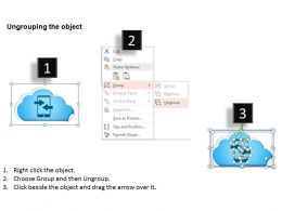 65723791 Style Technology 1 Cloud 1 Piece Powerpoint Presentation Diagram Infographic Slide