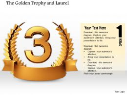 0814_copper_laurel_for_number_three_position_image_graphics_for_powerpoint_Slide01