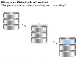 0814_database_symbol_icon_shown_by_silver_cylinders_to_represent_persistent_storage_ppt_slides_Slide02