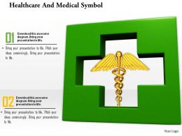 0814 Healthcare And Medical Symbol Image Graphic For Powerpoint