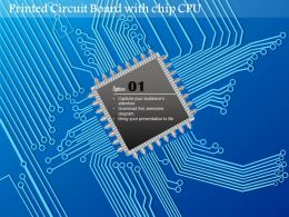 0814_printed_circuit_board_pcb_with_chip_cpu_in_the_middle_and_copper_connections_ppt_slides_Slide01