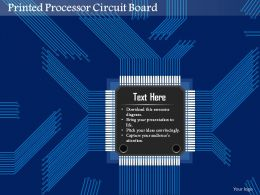 0814_printed_processor_circuit_board_engineering_production_of_microelectronics_ppt_slides_Slide01