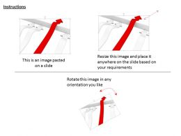 0814_red_arrow_jumping_wall_while_white_arrows_trying_to_cross_the_wall_image_graphics_for_powerpoint_Slide02