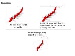 0814_red_arrow_passing_over_the_multiple_hurdles_image_graphics_for_powerpoint_Slide02